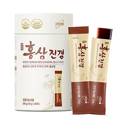 red ginseng jelly stick