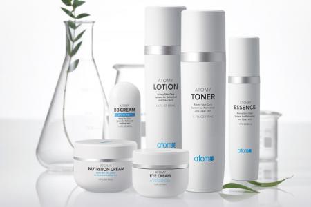 La game atomy skin care 6 system